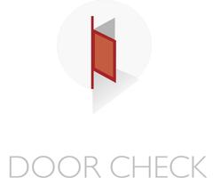 Knowles Door Check Logo